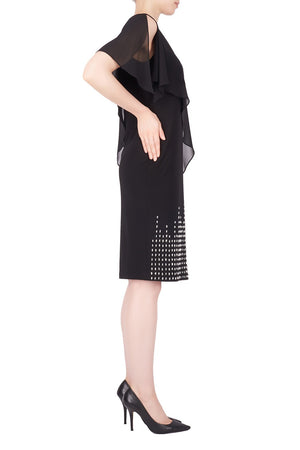 Joseph Ribkoff  3/4 Lenght Bolero Dress