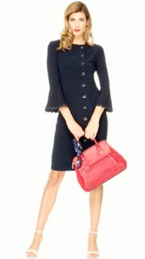 Joseph Ribkoff Long Sleeves Dress