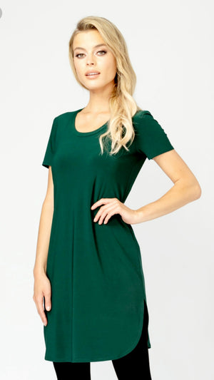 Joseph Ribkoff Short Sleeves Tunic/Dress