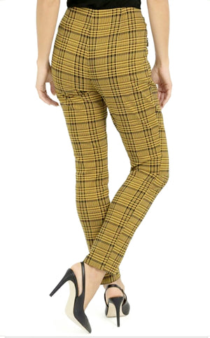 Joseph Ribkoff Front Zippers Trouser Pants