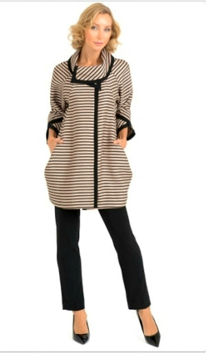 Joseph Ribkoff Long Sleeves Coat