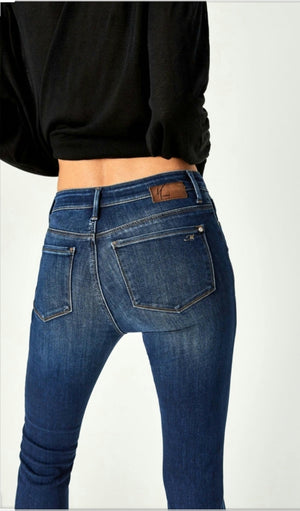 Mavi Jeans Alissa Dark Supersoft Denim Jeans