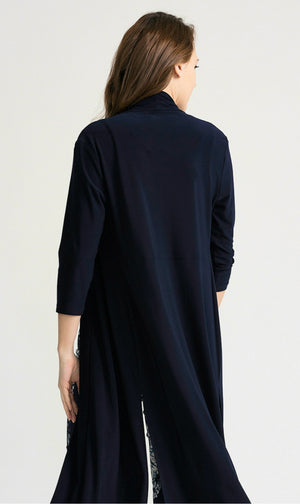Joseph Ribkoff Long Sleeves Long Cover Up