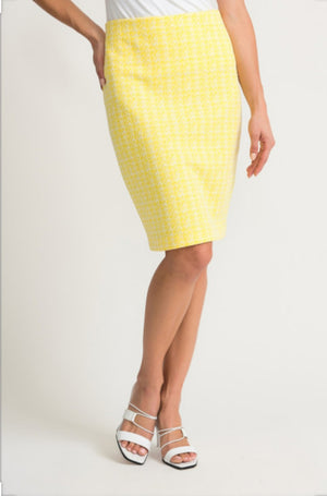 Joseph Ribkoff Sunshine Pencil Skirt