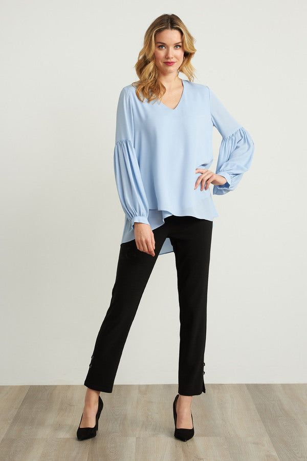 Joseph Ribkoff Balloon Sleeve Blouse
