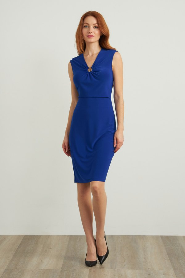 Joseph Ribkoff Keyhole Dress
