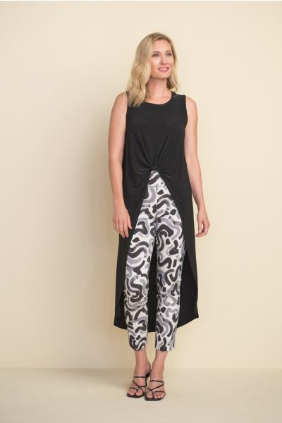 Joseph Ribkoff High Low Twist Tunic
