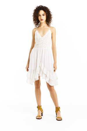 Super Natural Strapless Cleopatra Dress