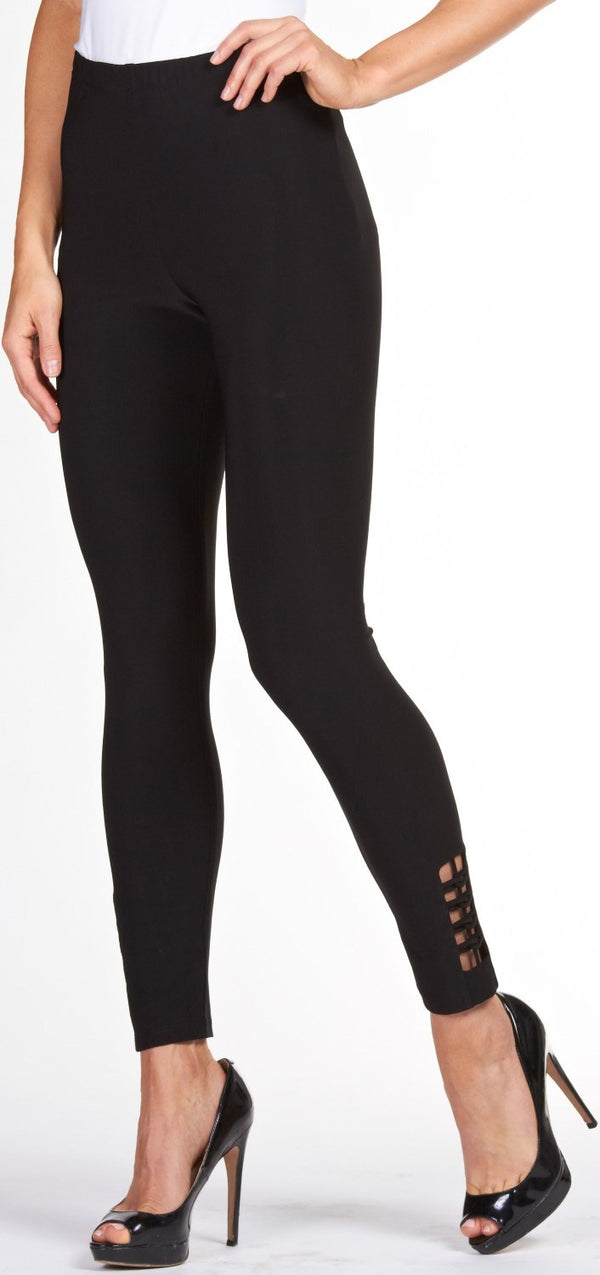 Frank Lyman Black Leggings