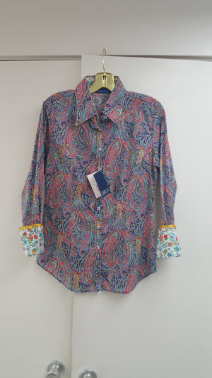 Georg Roth Long Sleeves Liberty Of London Blouse