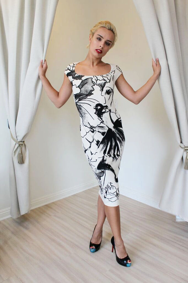 Isabel De Pedro Printed Dress