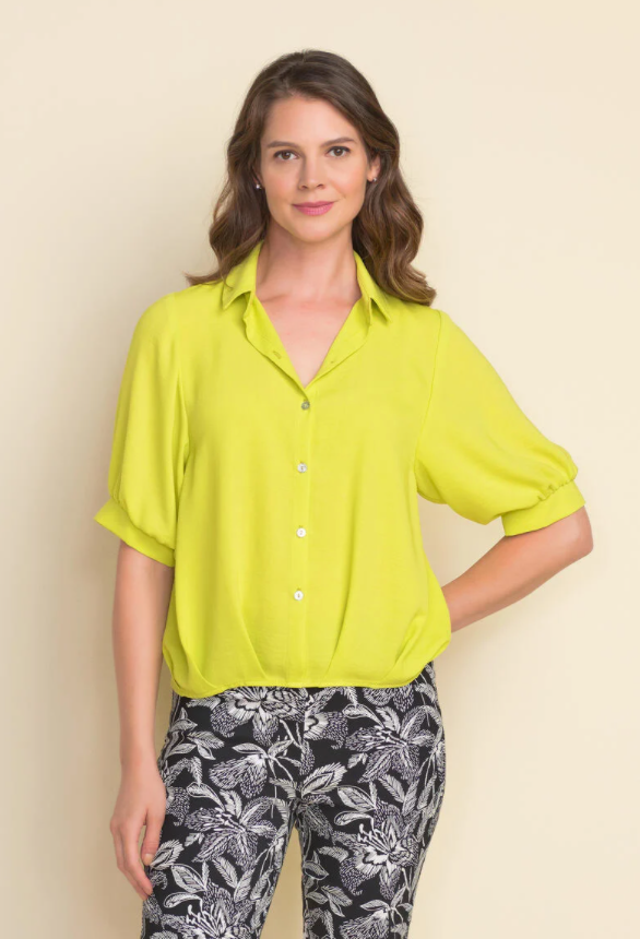 Joseph Ribkoff Bubble Blouse