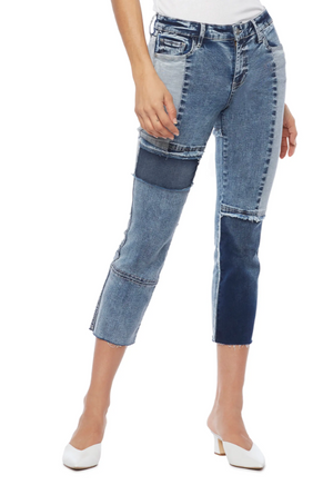 Wash Lab Olivia Patch Flares
