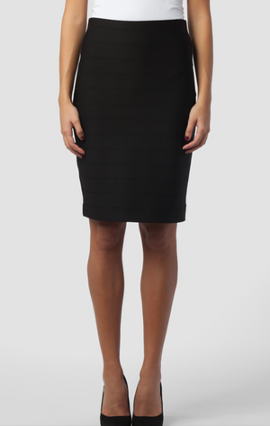 Joseph Ribkoff Black Skirt