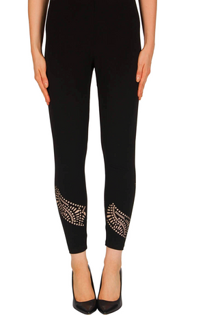 Joseph Ribkoff Black Leggings