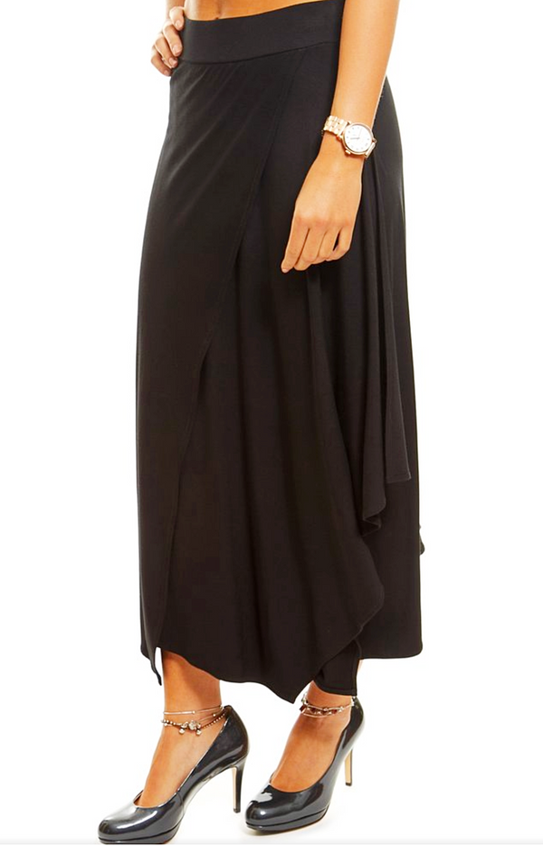 Isabel De Pedro Ruffle Long Skirt