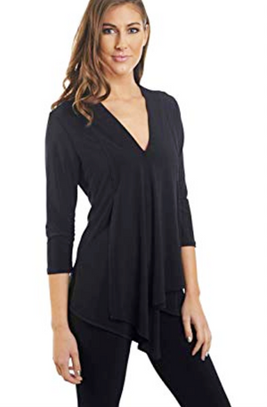 Joseph Ribkoff 3/4 Sleeves Top Of The Year Tunic