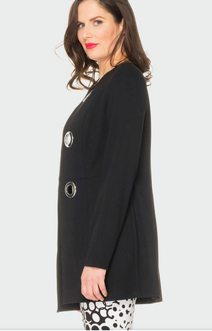 Joseph Ribkoff Long Sleeves Long Coat
