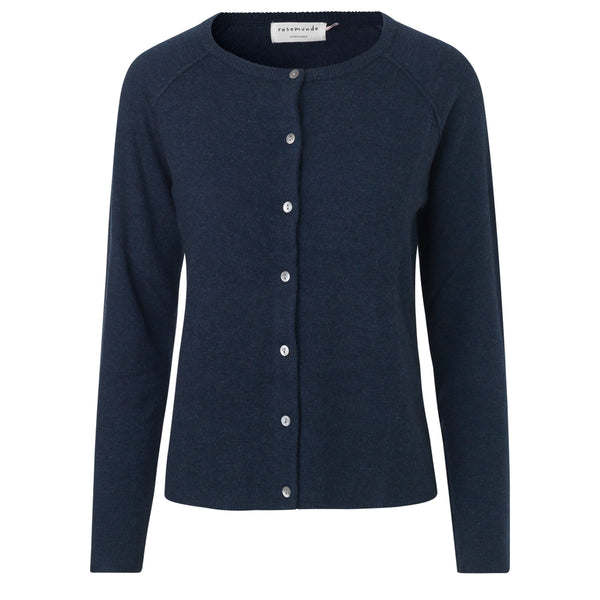 Rosemunde Cardigan Long Sleeves Front Buttons