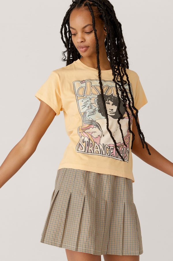 Daydreamer The Doors Strange Days Girlfriend Tee
