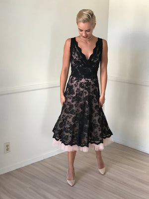 Olvis Lace Grace Kelly Dress