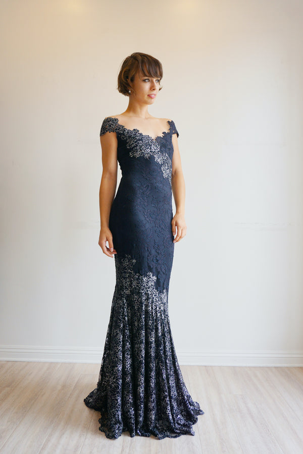 Olvis Long Gown Dress