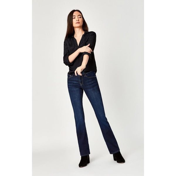 Mavi Jeans Molly Deep Supersoft Denim Jeans