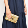 Galaxy Clutch - Gold