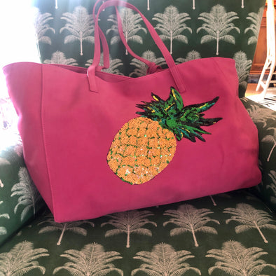 Pineapple Vibes Tote