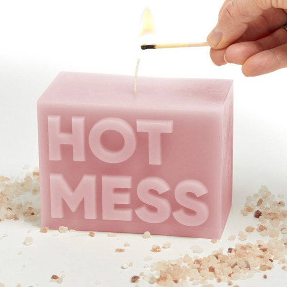 PRE ORDER - Hot Mess Candle