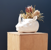 Rory the Rhino Head Planter Vase