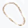 Perfectly Imperfect Pearl Necklace