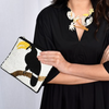 Toucan do it Sequin Clutch