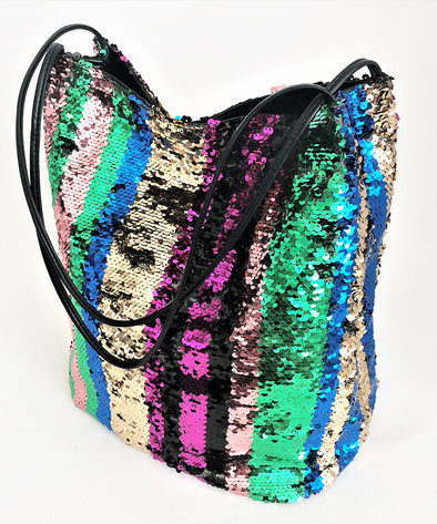 Glitter Gang - Bucket Bag