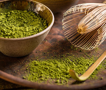 The history of Matcha Tea