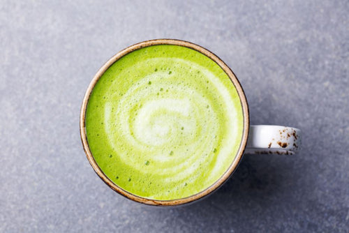 Electric Milk Frother to Latte your Matcha!