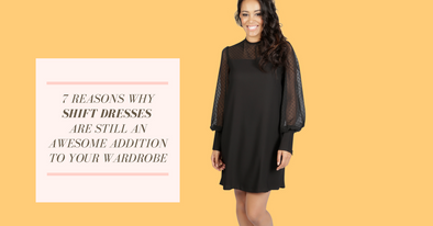everfab london shift dress article