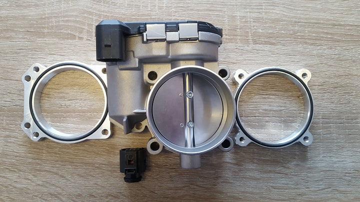 76/70 mm E THROTTLE KIT