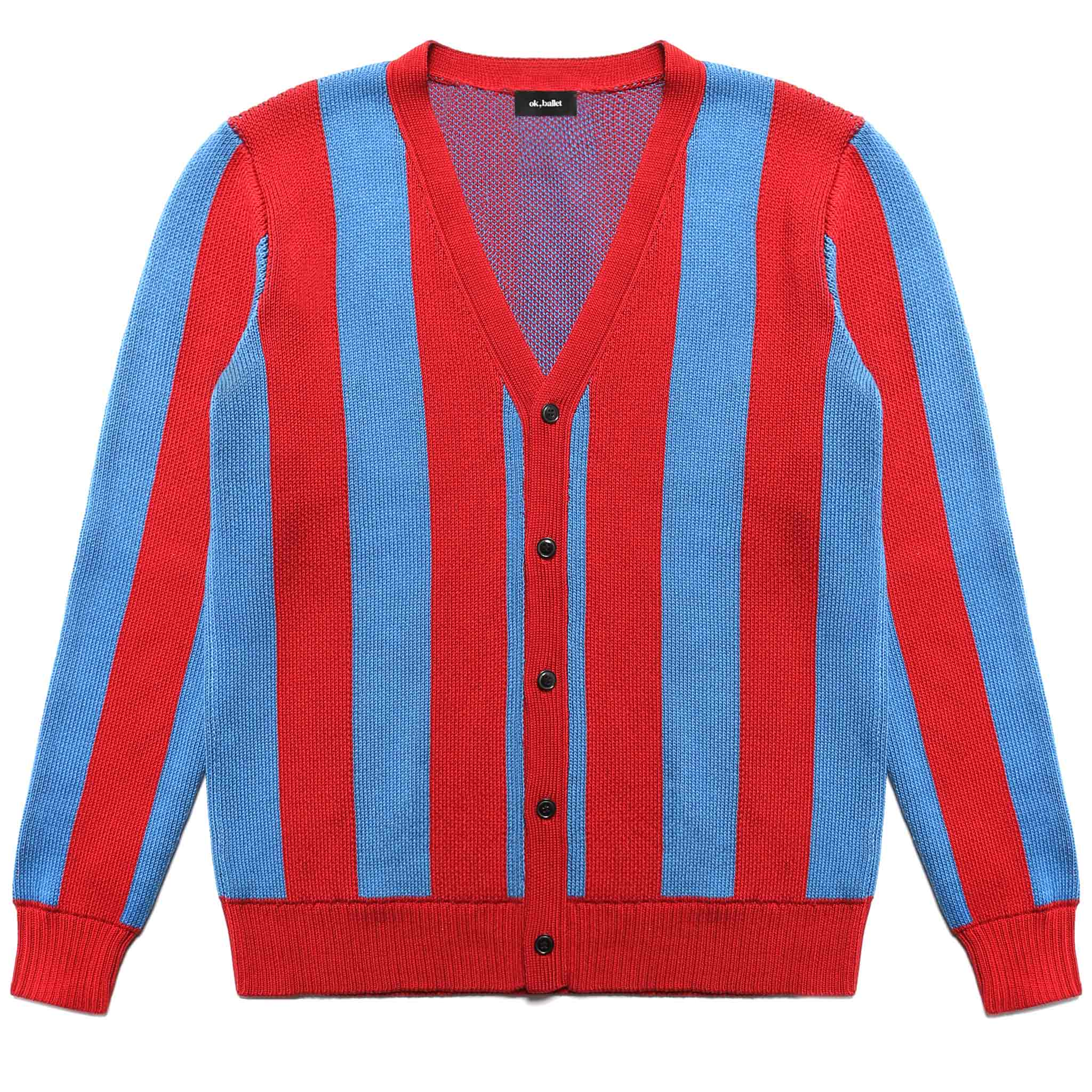 Circus Tent Cardigan Sweater