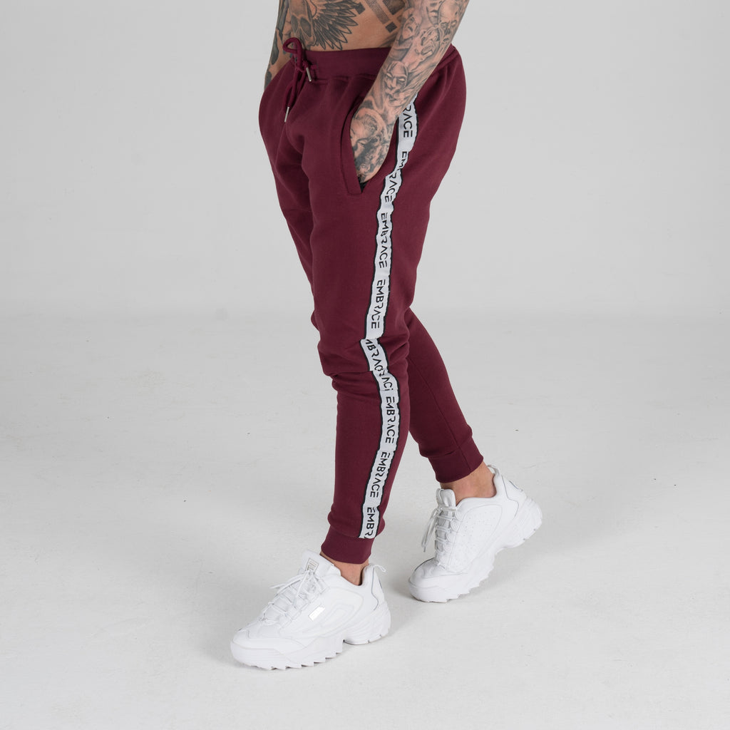 Signature Tape Joggers - Manhattan