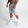 Signature Tape Short - Grey Marl