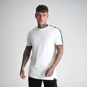 Signature Tape T-Shirt - White