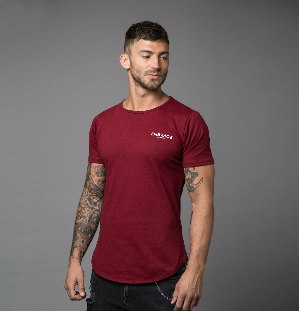 Longline T-Shirt Manhattan