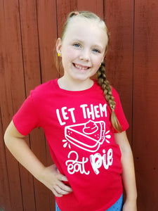 Kids Pie Shirt