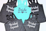Bridal Party Racerback Tees