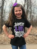 Saved by HIS Grace Kids Tee