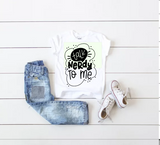 Talk Nerdy To Me Kids School Tee