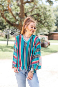 Crazy Train RANCHERS WIFE *** SERAPE