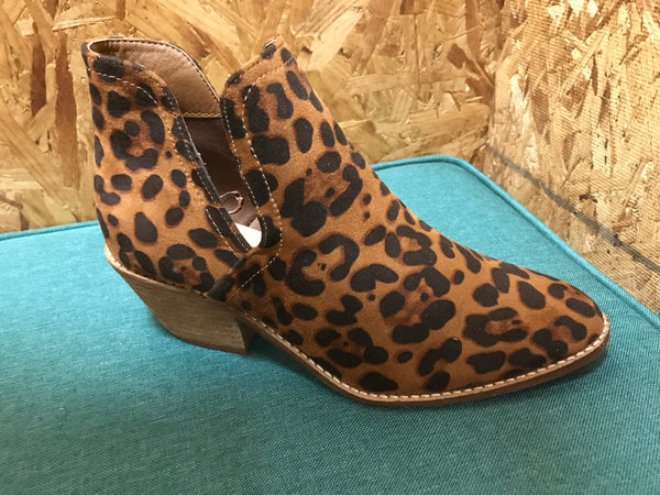 Beast Bootie Black or Leopard