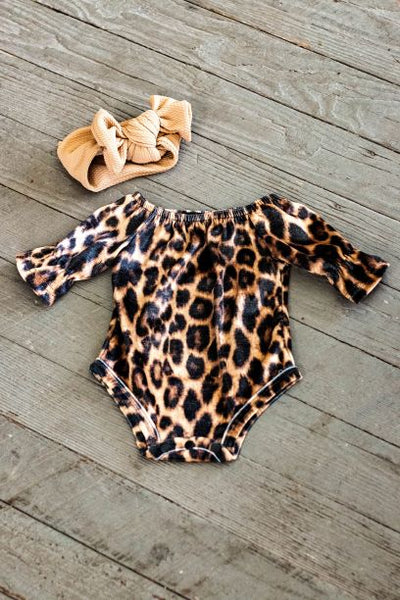 L&B Velvet Onesie Several Colors to Choose From